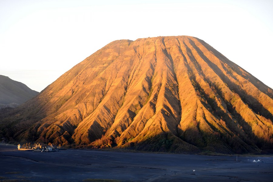 Mt Bromo Volcano, Java, Indonesia.
