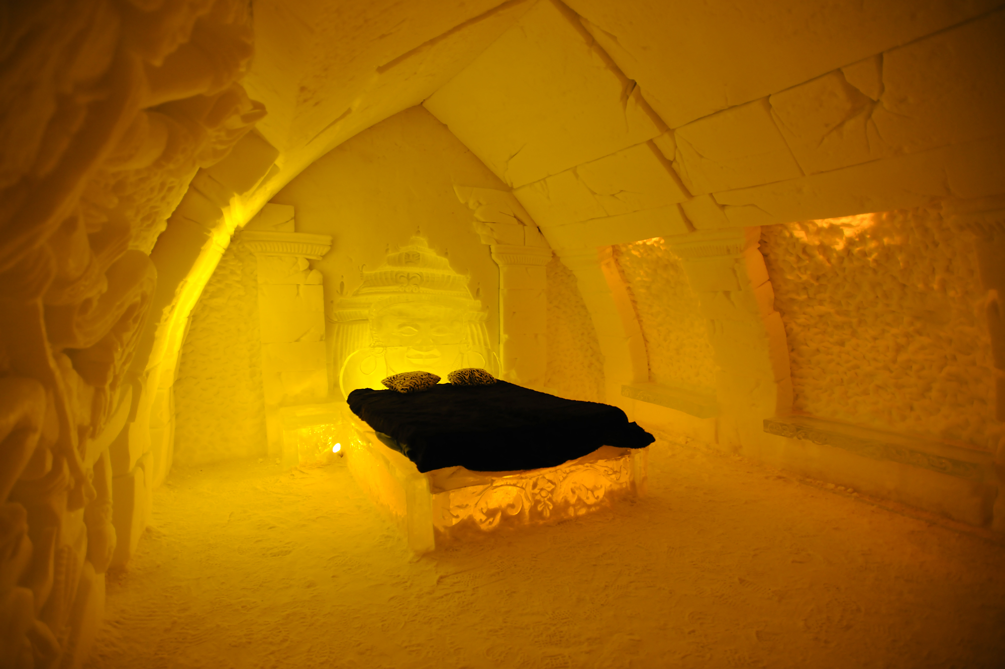 Ice Hotel, Quebec City