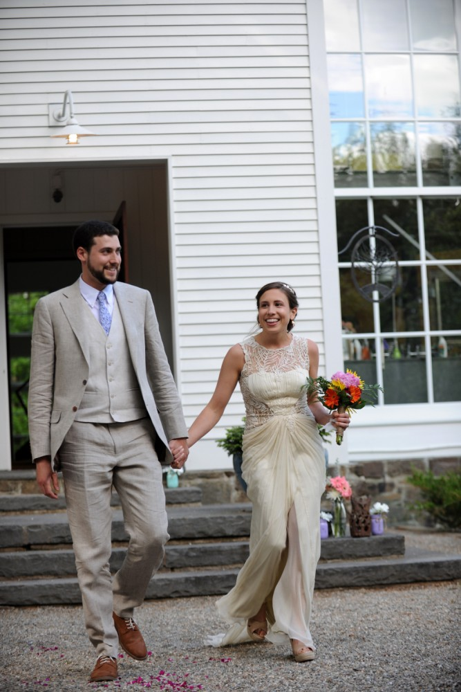 Vermont Summer Wedding